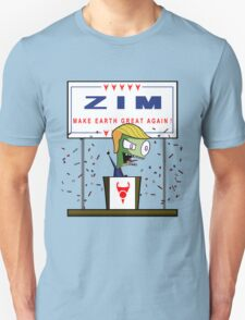 Zim - Make Earth Great Again! Unisex T-Shirt