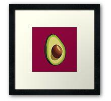 Avocado - Part 1 Framed Print