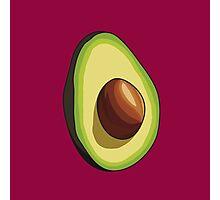 Avocado - Part 1 Photographic Print