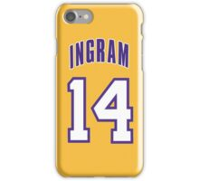 Brandon Ingram iPhone Case/Skin