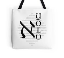 YOLO or Not Tote Bag