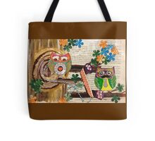 Mustache you who is calling? Tote Bag