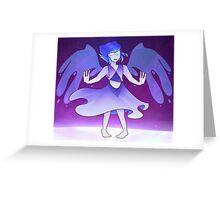Lapis Lazuli Greeting Card
