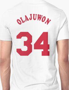 Hakeem Olajuwon Unisex T-Shirt