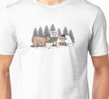 Camping  Unisex T-Shirt