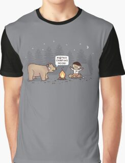Camping  Graphic T-Shirt