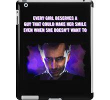 Kilgrave's Charme iPad Case/Skin