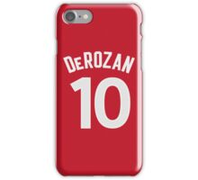 DeMar DeRozan iPhone Case/Skin