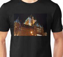 Fairmont Chateau Frontenac - Quebec 2008 Unisex T-Shirt