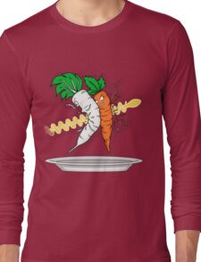 Makanko-salad!!! Long Sleeve T-Shirt