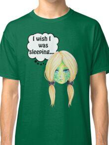 Sleepy Turtle Classic T-Shirt