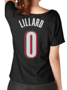 Damian Lillard Women's Relaxed Fit T-Shirt