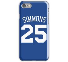 Ben Simmons iPhone Case/Skin