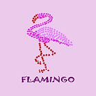 F for flamingo (6644 views) by aldona
