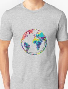 Go With All Your Heart - World Unisex T-Shirt