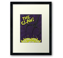 The Claw Framed Print