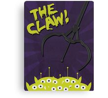 The Claw Canvas Print