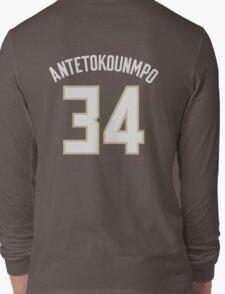 Antetokounmpo Long Sleeve T-Shirt