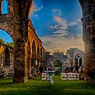 Inside the Unfinished Church  by buddybetsy