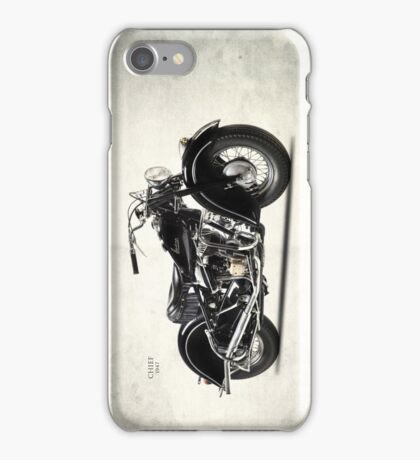The 1947 Chief iPhone Case/Skin