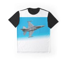 Lockheed Martin F-16 Poland Graphic T-Shirt