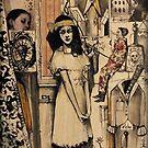 My 1920s Bedroom ( Musidora )  by John Dicandia ( JinnDoW )