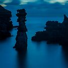 The Blue Hour.... by buddybetsy