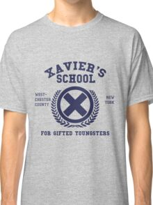 Xavier's School for Gifted Youngsters Classic T-Shirt