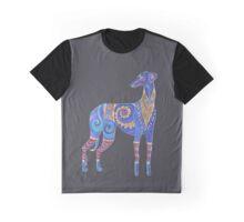 Azawakh Totem Graphic T-Shirt