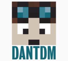DanTDM Kids Tee