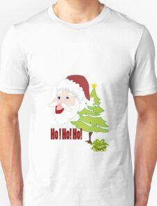 Santa T Shirt (1535 Views) T-Shirt