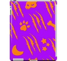 Werewolf Weather in Halloween iPad Case/Skin