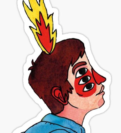 Life's Not Out To Get You Sticker