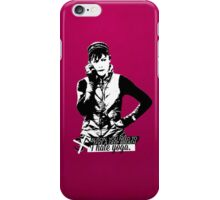 Alison Hendrix iPhone Case/Skin
