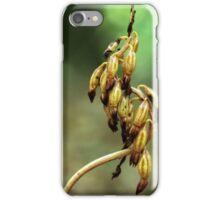 floral creature iPhone Case/Skin