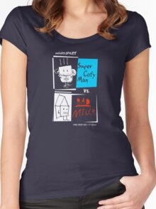 SUPER COFY MAN Shirts & More! Women's Fitted Scoop T-Shirt