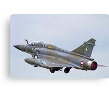 Dassault Mirage 2000N Canvas Print