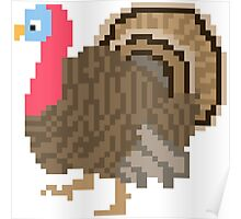 Turkey - The Kids' Picture Show - 8-Bit Poster