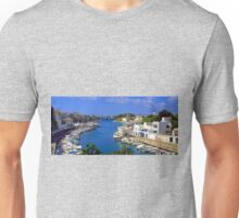 Ciutadella Harbour Unisex T-Shirt