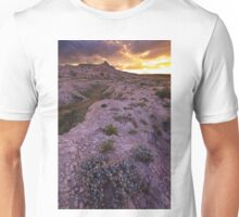 Buttes Sunset #2 Unisex T-Shirt