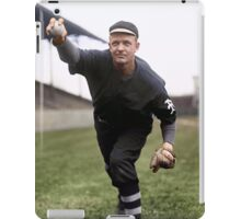 Christy Mathewson, NY Giants, 1912 iPad Case/Skin