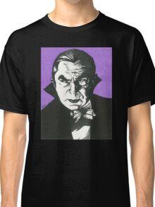 Dracula Classic Gothic Horror Classic T-Shirt
