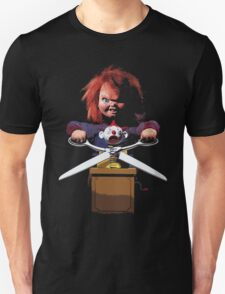 El muñeco (The doll) Unisex T-Shirt