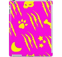 Werewolf Weather in Teeth iPad Case/Skin