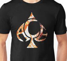 One piece - Ace spade logo Unisex T-Shirt