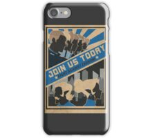paladins, we need you! iPhone Case/Skin