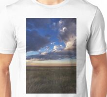 Pawnee Grasslands Sunset #1 Unisex T-Shirt