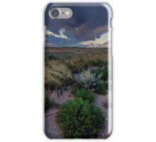 Pawnee Grasslands Sunset #2 iPhone Case/Skin