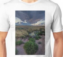 Pawnee Grasslands Sunset #2 Unisex T-Shirt