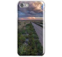 Pawnee Grasslands Sunset #3 iPhone Case/Skin